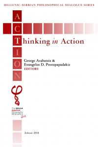 Cover for Thinking in Action