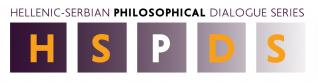 Hellenic-Serbian Philosophical Dialogue Series